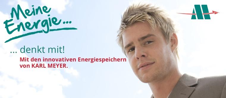 Karl Meyer Energiespeicher