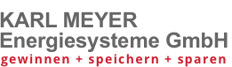 Karl Meyer Energiesysteme