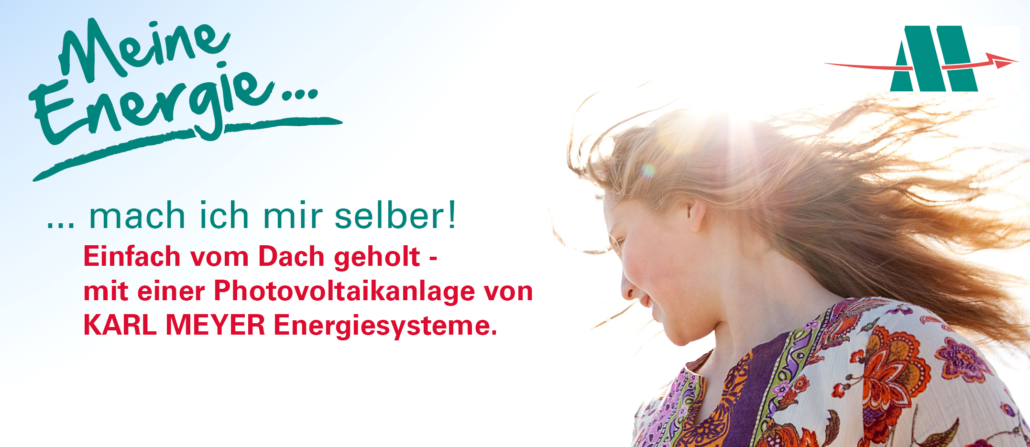 Karl Meyer Energiesysteme: Sonnenenergie