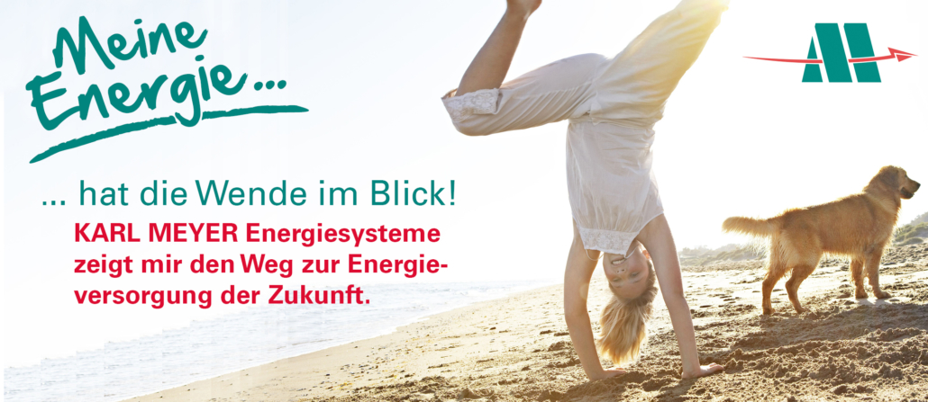 Karl Meyer Energiesysteme: Datenschutz
